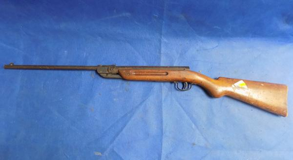 Vintage air rifle