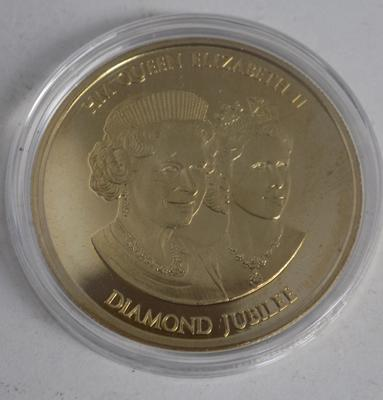 Royal British Legion Diamond Jubilee coin