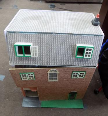 Dolls house plus parts