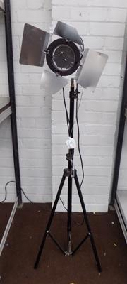 Adjustable lamp - converted 240v