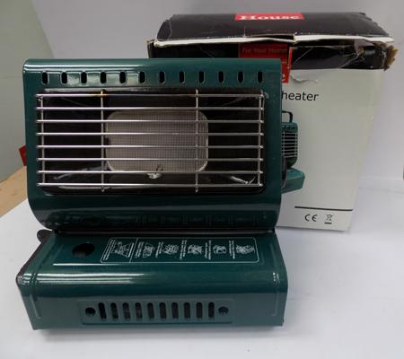 New portable gas heater