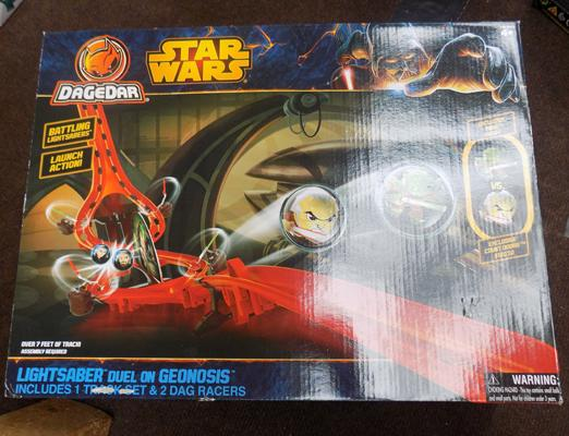 New Star Wars Dagedar - retails at £39.99