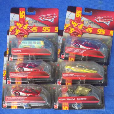 Disney Cars Holiday - diecast