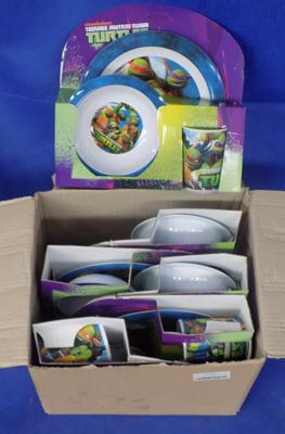 Turtles dinner sets