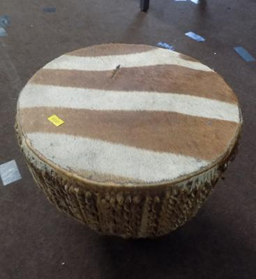 Authentic Kenyan drum