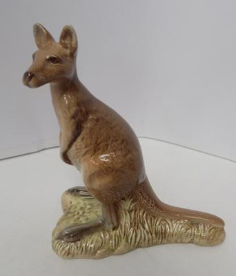 "Very rare Beswick Kangaroo made 1963-1966 only model No 2312 approx 6"" high-no damage"