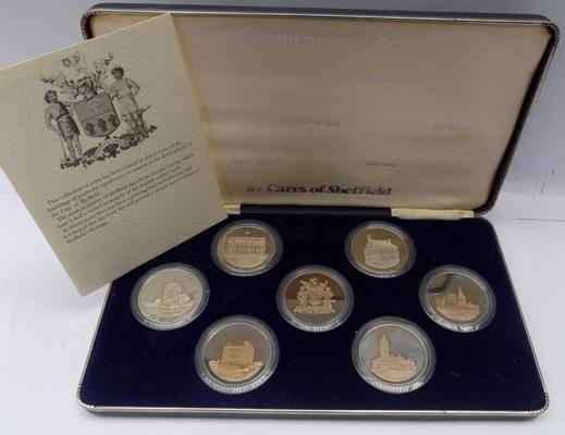 The Sheffield Coin Collection (boxed)