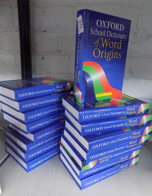 Approx 16 Oxford Dictionaries