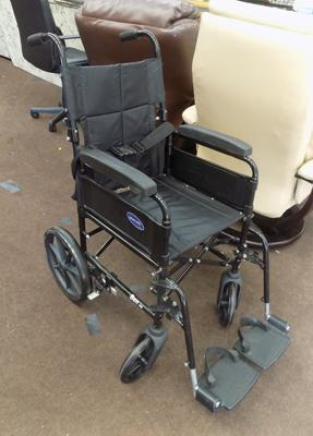 Invacare wheelchair, good clean condition