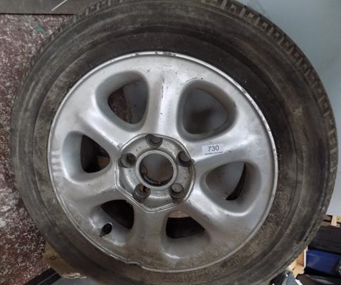 Ford alloy wheel