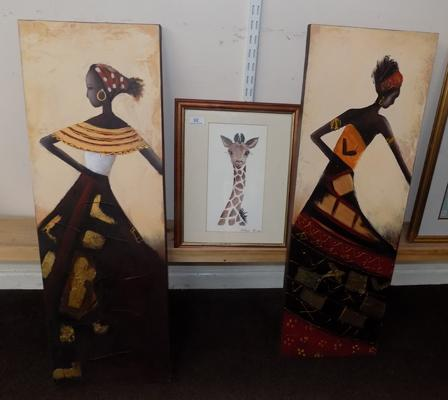 Selection of African themed pictures