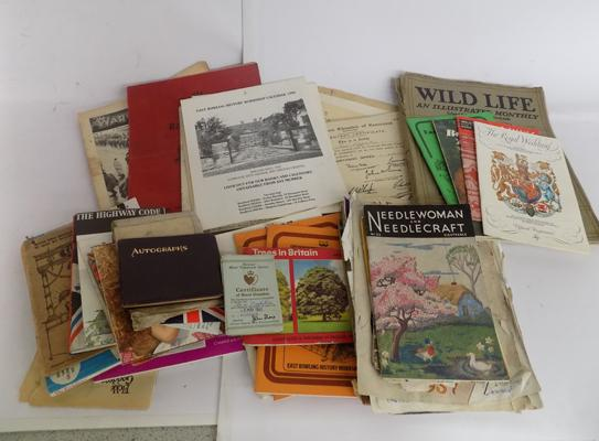 Large collection of mixed paperback books 1900-1970's