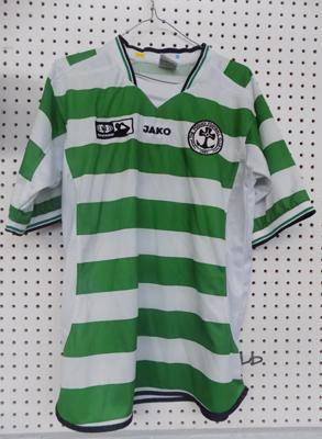 The Pogues (1982) Celtic football shirt