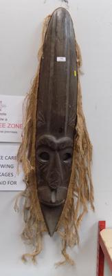 Large African style mask