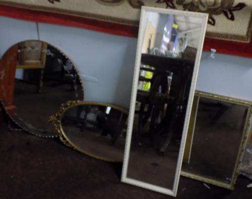 Selection of mirrors