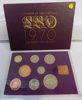 1970 proof coin set