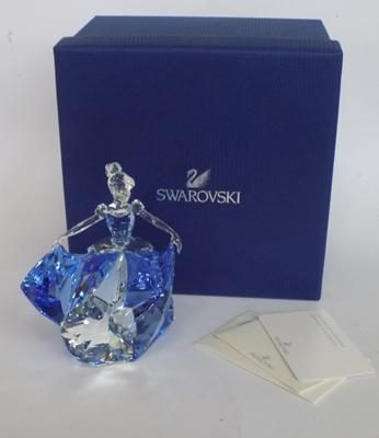 Boxed Swarovski Cinderella with certificate of authenticity (no damage found)
