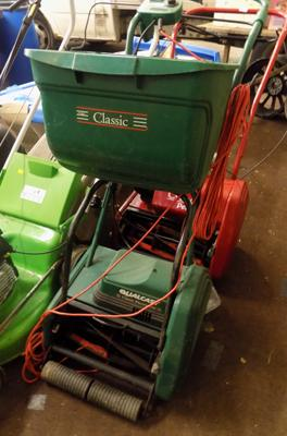 Classic electric mower