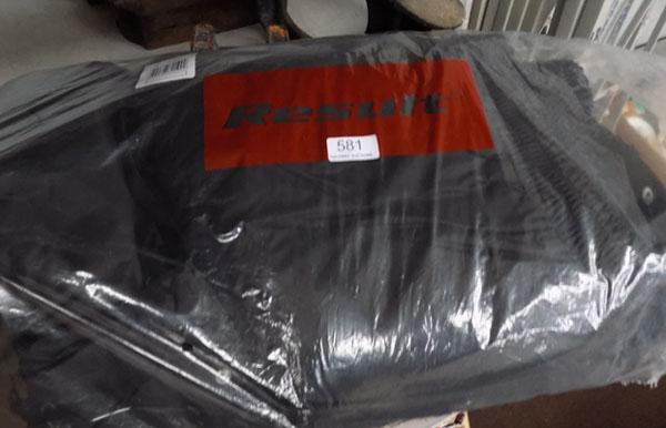 Two brand new waterproof work jackets (size S and L) by Resort