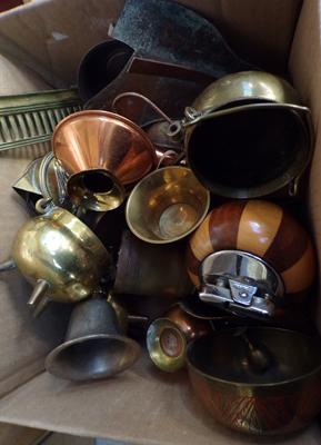 Selection of brass