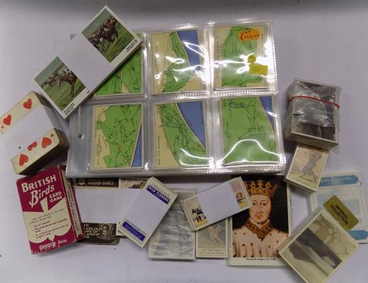 Cigarette cards & trade cards