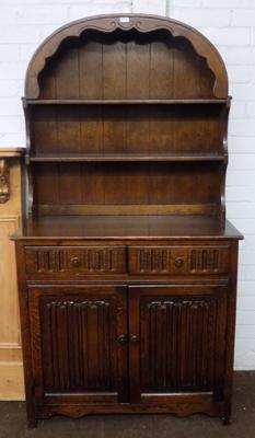 Old charm Dutch dresser