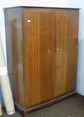 Large double Stagg wardrobe