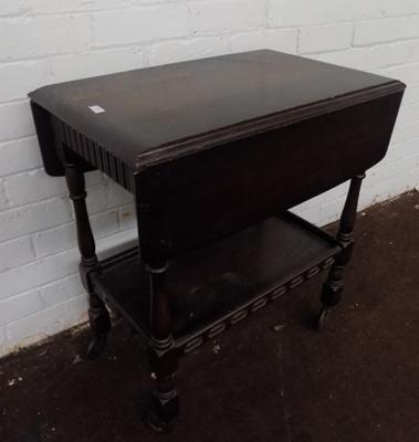 Old charm style hostess trolley