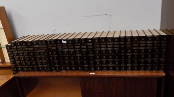 Collection of encyclopedias