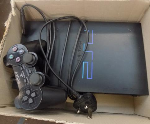 Sony Playstation 2 - W/O (missing scart lead)