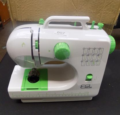 Sewing machine - EGL - no cable