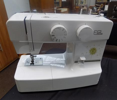 Sewing machine - EGL M20B - no cable