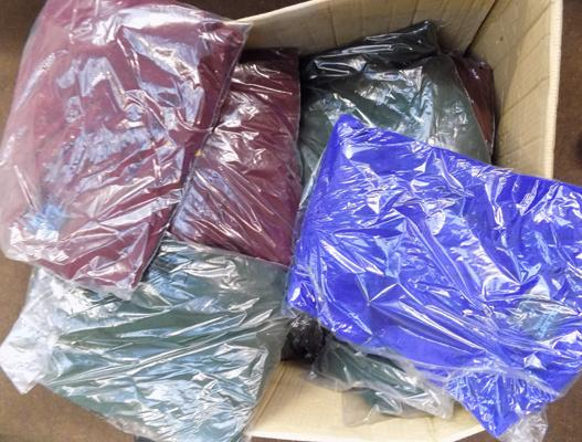 40 x new acrylic jumpers, mixed sizes & colours