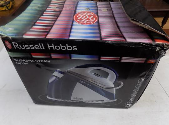 Russell Hobbs Supreme steam iron, 2400W