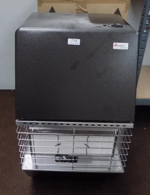 Abako gas heater (no bottle)