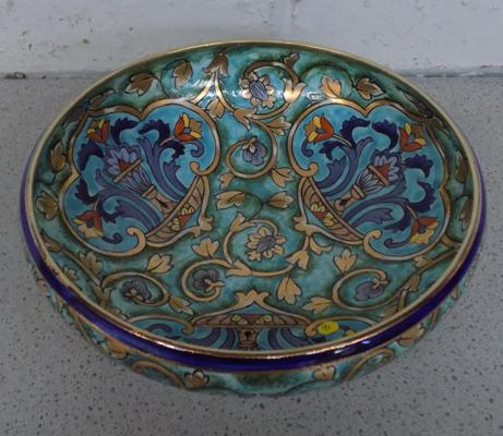 Noritake bowl, no damage - approx. 8.5 inches in diameter