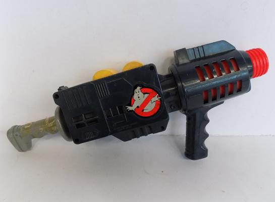 1984 Columbia pictures Ghostbuster's Blaster