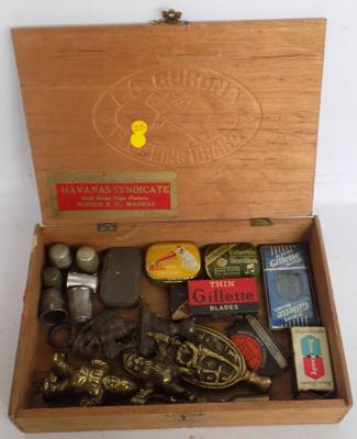 Box of collectables
