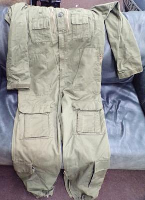 Army style coveralls - height 190, chest 104