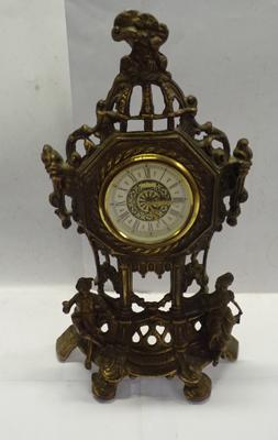 French style ornate clock