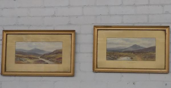 2 x prints by Harold Lawes