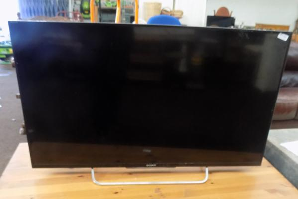 "Sony 42"" smart LED TV (requires cable)"