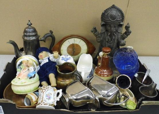 Collection of mixed items inc antiques & collectables