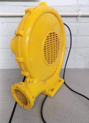 Electric blower BR221A for bouncy castles - W/O