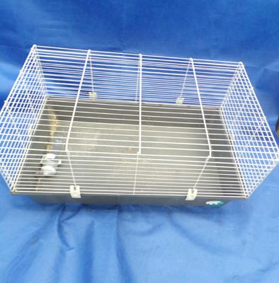 Rabbit cage 37 inches x 22 inches x 17 inches