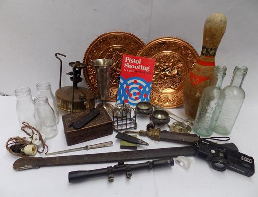 Selection of mixed collectables inc vintage