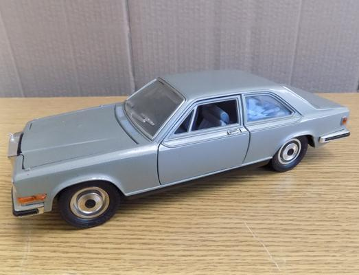 Rolls Royce Camargue, large precision diecast, 1 - 22 scale, edition No. 3001