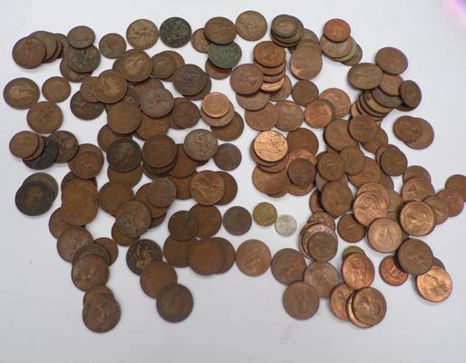 Selection of coins - some pre 1930