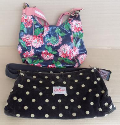 One Boden & one Cath Kidston bag