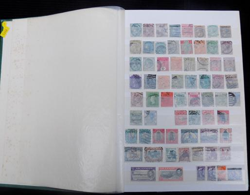 Fine collection of Commonwealth stamps